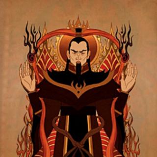 Fire Lord Ozai.