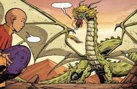 Dragon mom