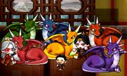 Fanon PD- Dragon Field Trip!