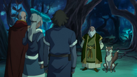 Iroh and a Knowledge Seeker