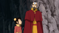Tenzin and Ikki