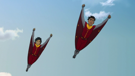 airbender wingsuit avatar wiki fandom powered by wikia