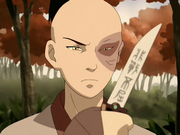 Zuko and his pearl dagger