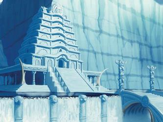 Northern Water Tribe Royal Palace | Avatar Wiki | FANDOM ...