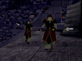 New Ozai Governor's bodyguards