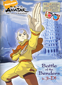 File:Battle of the Benders in 3D cover.png