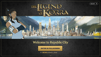 The Legend of Korra - Welcome to the Republic City