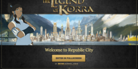 Welcome to Republic City (game)