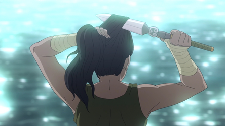 File:Korra cutting her hair.png