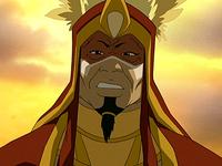 Sun Warrior chief