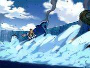 Ice attack