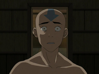 Zuko with airbender tattoos