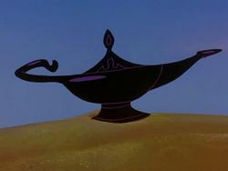 Jafar's lamp