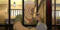 Hou-Ting's prisoner