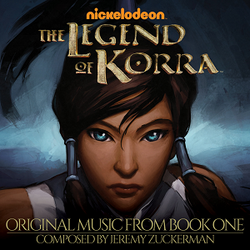 The Legend of Korra Original Music From Book One