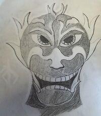 Night Spirit Mask