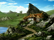 Ozai's beach house