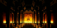 Sala del trono de la Nación del Fuego