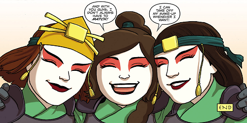 File:Ty Lee hugs Kyoshi Warriors.png