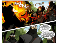 Kei Lo helps Zuko