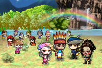 Fanon PD- Rainbow Falls