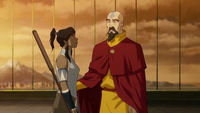 Korra resolves to rebuild the Air Nation