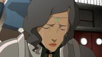 Suyin cries