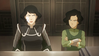 Lin and Suyin