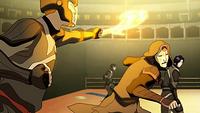 Amon vs Wolfbats