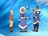 Team Avatar meeting