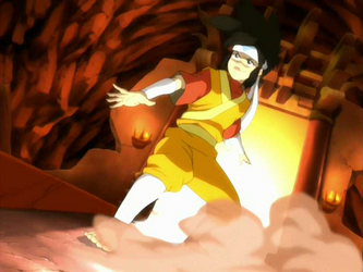 Bestand:Aang as a ninja in his nightmare.png