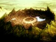 Capital crater