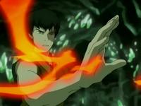 Zuko fight