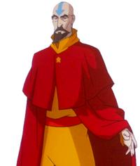 Tenzin concept art