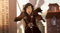 Horrified Asami