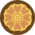 White lotus tile icon