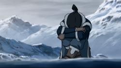 Crying Korra