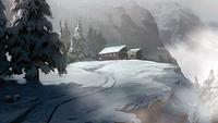 Tarrlok's cabin