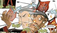 Kunyo defeated