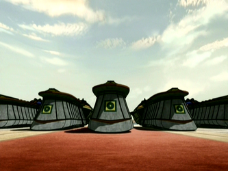Earthbending-powered tank | Avatar Wiki | Fandom powered ...