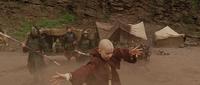 Film - Aang at Earth Kingdom prison