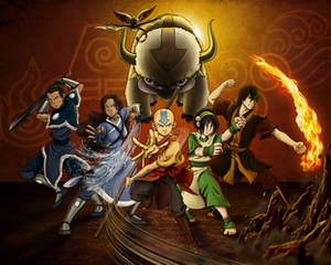 Team Avatar fanart