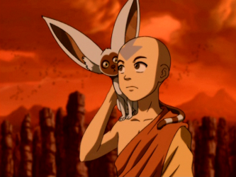 File:Aang and Momo at Wulong Forest.png