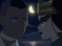 Sokka turns Suki down