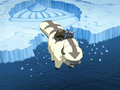 Sokka and Yue on Appa.png