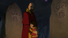 Tenzin and Jinora