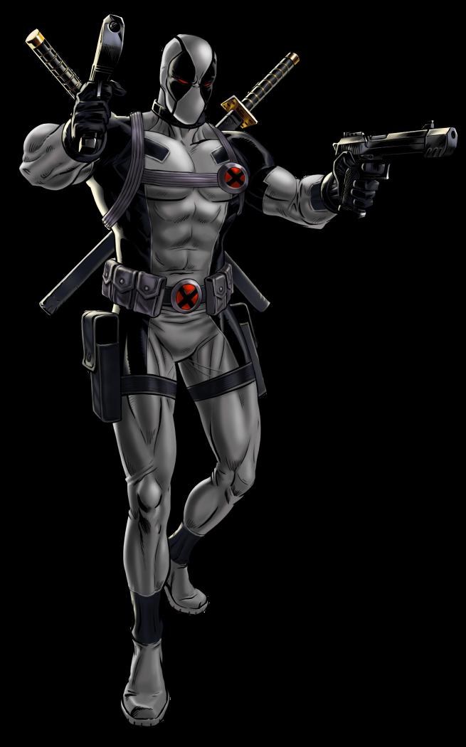 X Force Deadpool Image - X-Force Deadpo...