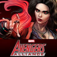 Scarlet Witch Defeated 3