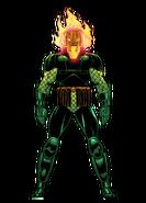 Jack O'Lantern Marvel XP Old