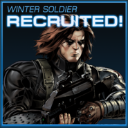 Winter Soldier Recruited